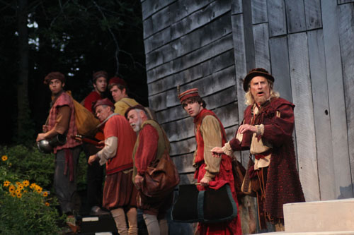 a review of a hamlet performance in the american players theatre Review hamlet from the turn of the jan palmer sayer gave a commanding performance the company of players the little theatre 6.